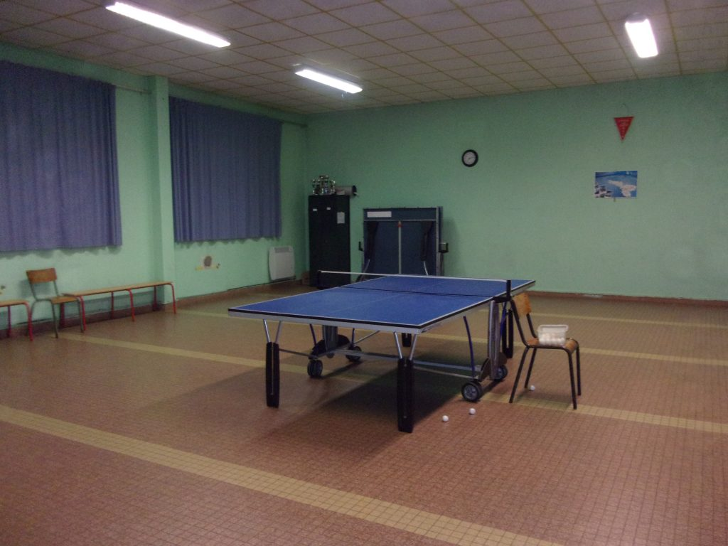 Tennis de table - ASTA Nantes