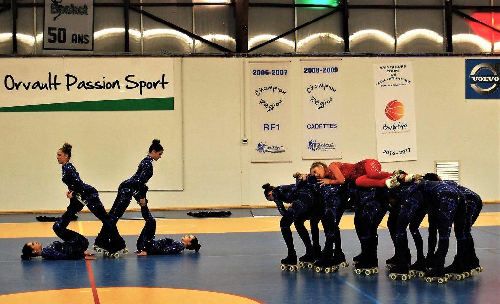 J- 4 avant le championnat de FRANCE de groupes à SAINTES - ASTA Nantes
