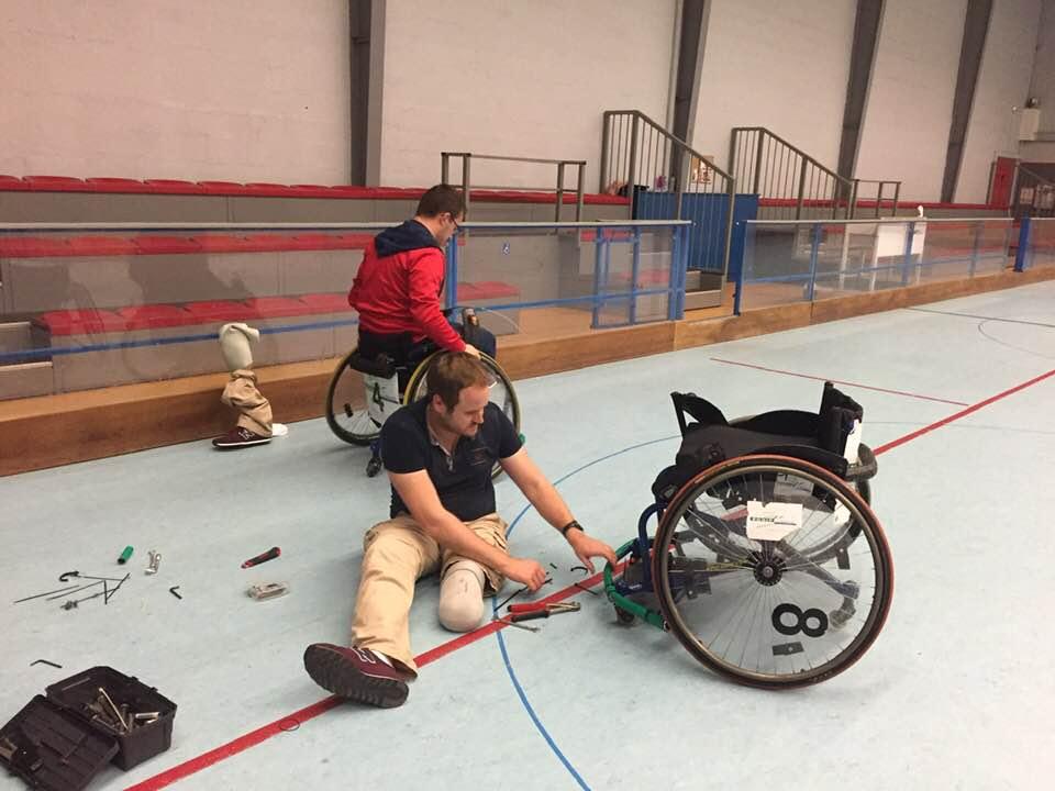 Entretien des fauteuils - ASTA Nantes