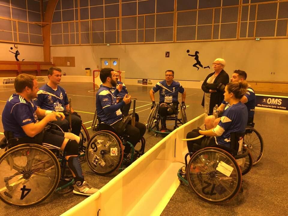 L'ASTA Nantes s'impose 7-5 face aux Herbiers - ASTA Nantes