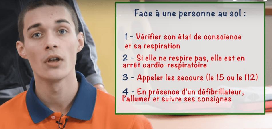 Défibrillateur Automatique Externe - ASTA Nantes
