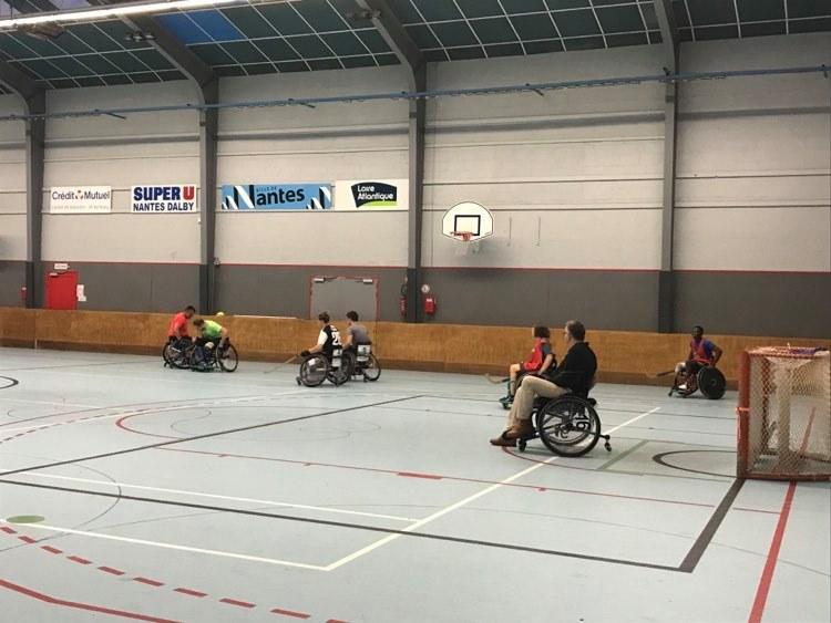 Reprise des entrainements 2021/2022 - ASTA Nantes