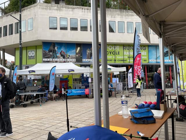 Fête du handisport - ASTA Nantes